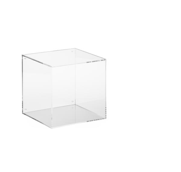 Wall box Square - Clear