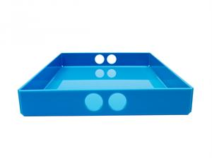 Tray Small - Turquoise